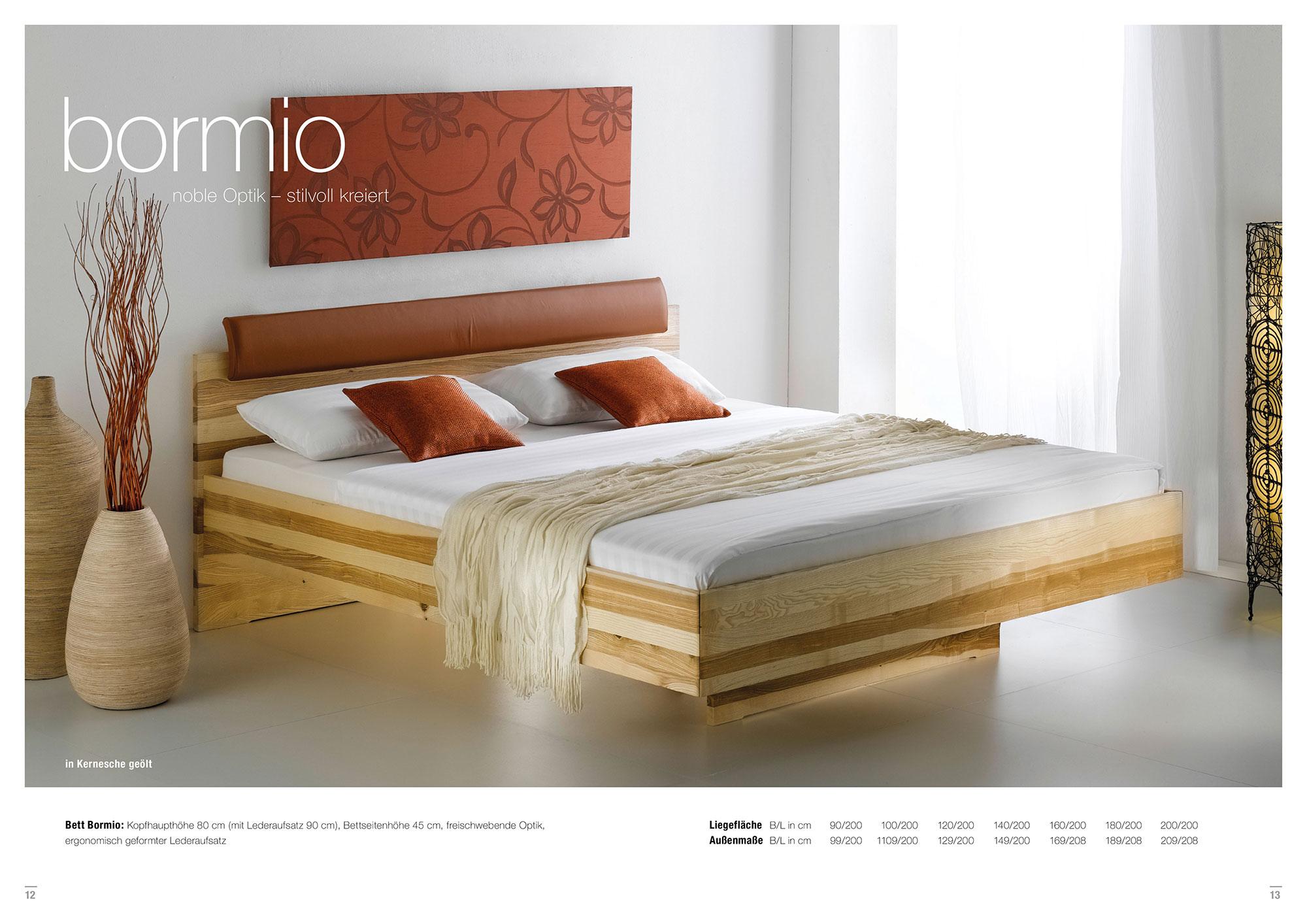Tdrei Wohnkollektion Betten Tische Schränke Kommoden
